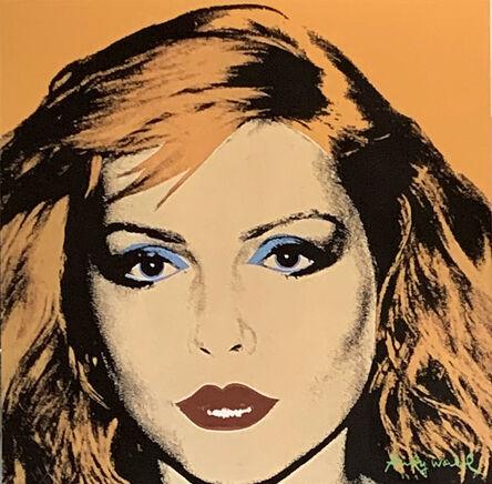 Andy Warhol, 'Blondie (Debbie Harry)', 1986