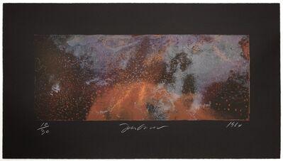 Joe Goode, 'Forest Fire Lithograph 360C', 1984