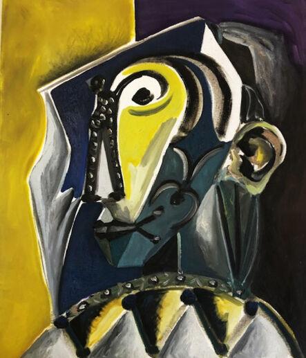 Eric Massholder, 'Le Fou', 1996