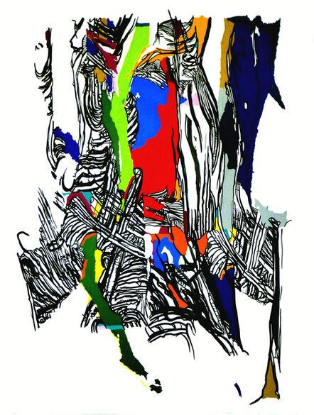 Sophia Ainslie, 'In Person - 5.26', 2015