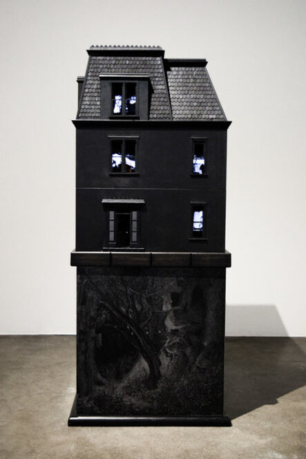 Stacey Steers, 'Night Hunter House, AP'
