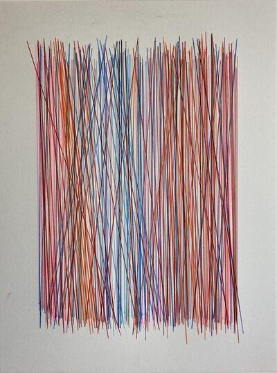 Hideyo Okamura, 'Lines #1 ', 2020