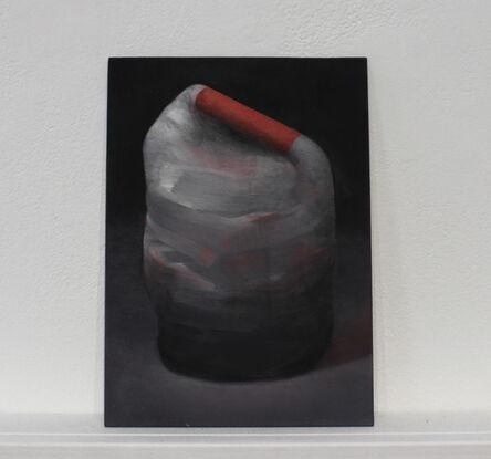 Martí Cormand, 'Postcards to AZ: Rare nos large vintage modern red tangle sculpture toy Zawitz Museum size, eBay', 2015