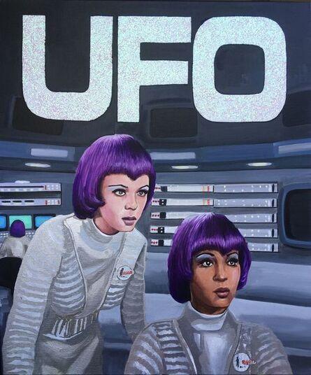 Cathey Miller, 'UFO', 2018