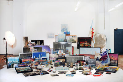 Thomas Kuijpers, 'When the twins were still beautiful, Installation view', 2014