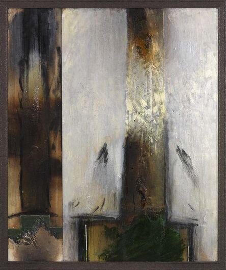 John Blackburn, 'Fire Painting XIX', 2017-2018
