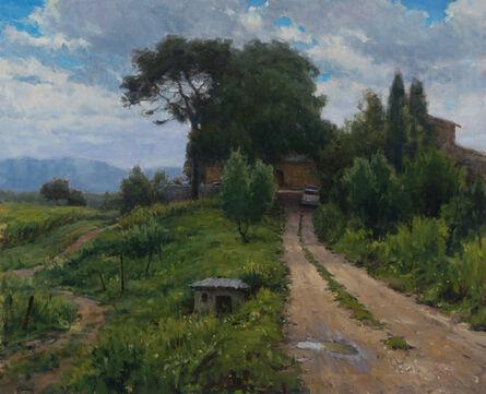 Carl Bretzke, 'Wet Backroad', 2017