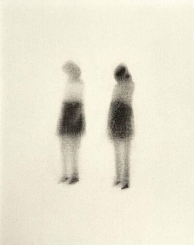 Jānis Avotins, 'Schoolgirls', 2019