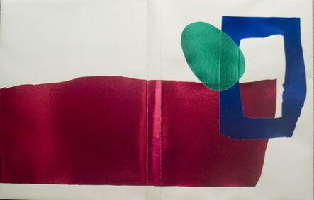 Joan Miró, 'Le Miroir de l'Homme par les Betes', 1972