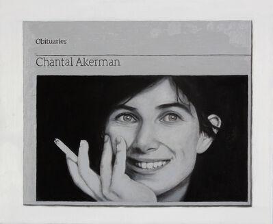 Hugh Mendes, 'Obituary: Chantal Akerman', 2016