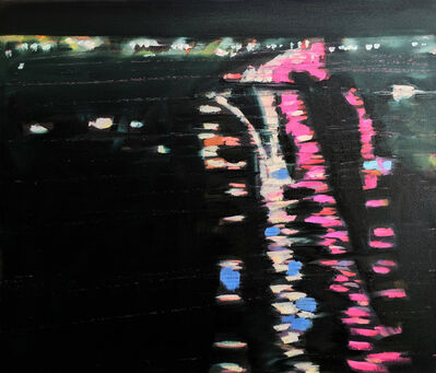 Pippa Blake, 'Flightpath VI LA ', 2017