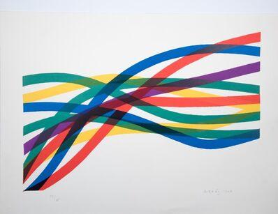 Piero Dorazio, 'Accomplissements libres', 1967