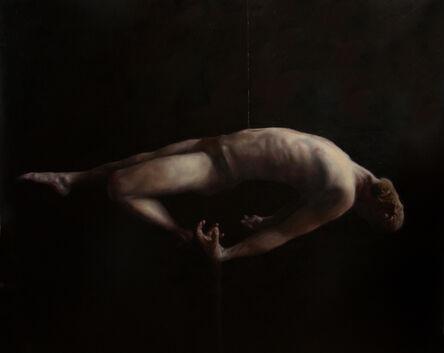 Odin Borgen, 'Man with Wire', 2018