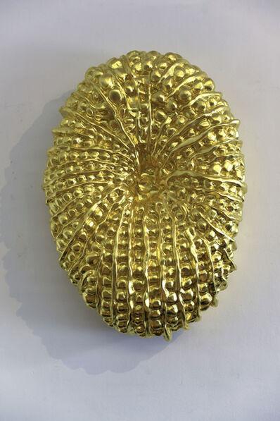 Johan Creten, 'L'oeil de bronze [La Gloire version dorée], ed 3/5', 2012