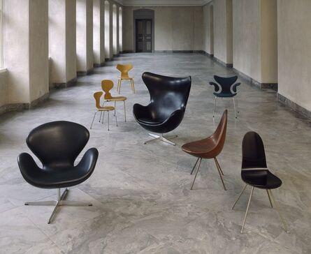 Arne Jacobsen, 'The Egg', 1958