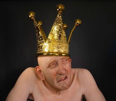 Tip Toland, 'THE GREEDY KING', 2021