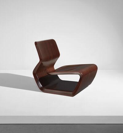 "Marc Newson, '""Micarta Chair"" (Wingless)', 2006"