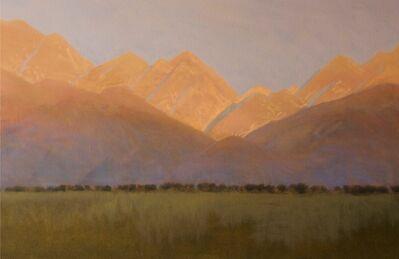 Will Klemm, 'Mountain Sunrise', 2018