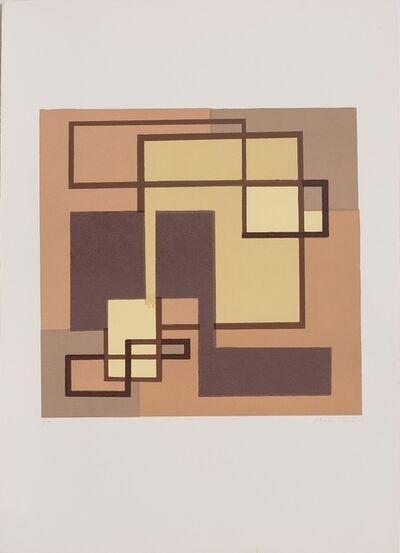 Mario Radice, 'Composition L.A.M.', 1978
