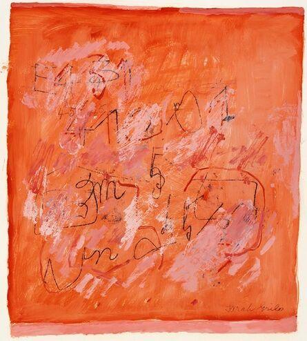 Sarah Grilo, 'Peligro', 1996