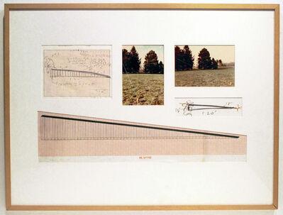 Cris Gianakos, 'Drawing for 120, Nassau County Museum, NY', 1979-1980