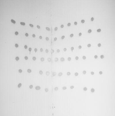 John Divola, 'Vandalism Series 74V05', 1973-1975