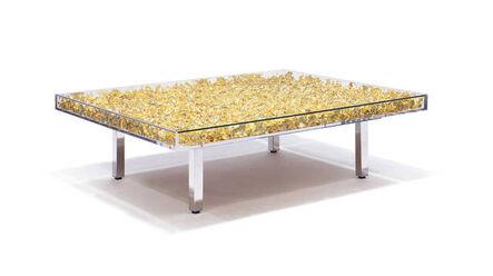 Yves Klein, 'Table d'orée'