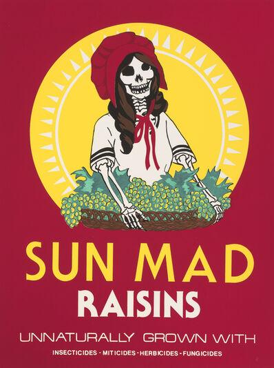 Ester Hernandez, 'Sun Mad', 1982