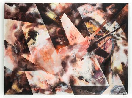 Rushern Baker IV, 'Crashing Drone', 2017