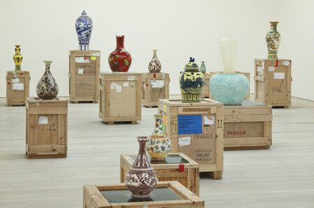 Meekyoung Shin, 'Translation – Vase Series', 2006-ongoing