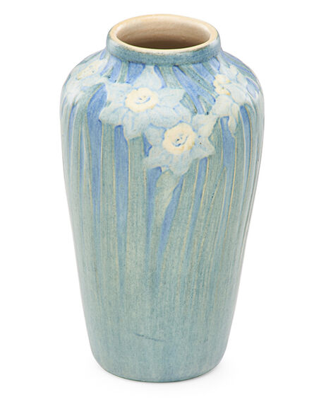 Anna Frances Simpson, 'Transitional vase with daffodils', 1915
