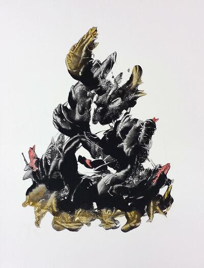 Jeanne Neal, 'Botanical Burn', 2017