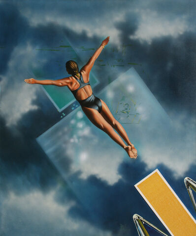Mike Francis, 'Taking The Plunge'