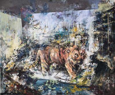 Vasilis Soulis, 'Tigre', 2018
