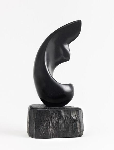 Alexandre Noll, 'Ebony sculpture', ca. 1950