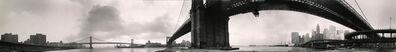 Kenneth Snelson, 'Brooklyn Bridge', 1980