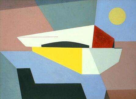 Charles Green Shaw, 'Untitled (Atomic Flight)', 1945