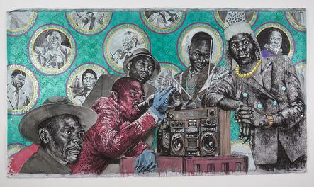 Bambo Sibiya, 'Untitled', 2017