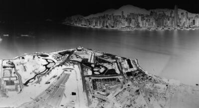 Shi Guorui 史国瑞, 'To see Hong Kong Island from Kowloon 15-16 July 2016 ', 2016