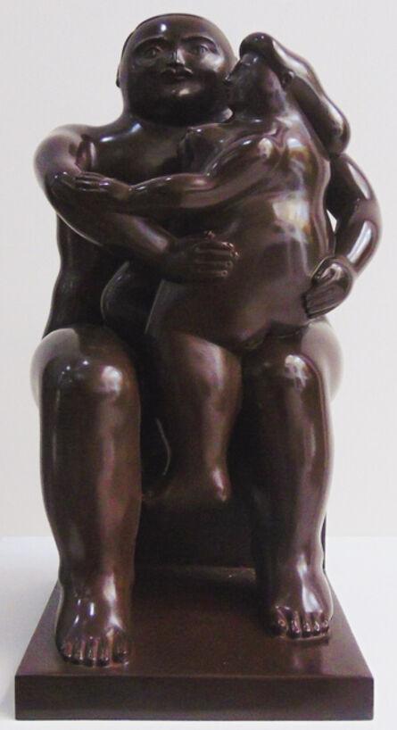 Fernando Botero, 'Couple'