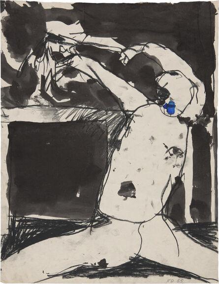 Richard Diebenkorn, 'Untitled (Abstract Expressionist Painter)', 1955