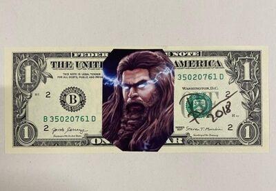 Death NYC, 'Thor One Dollar', 2018