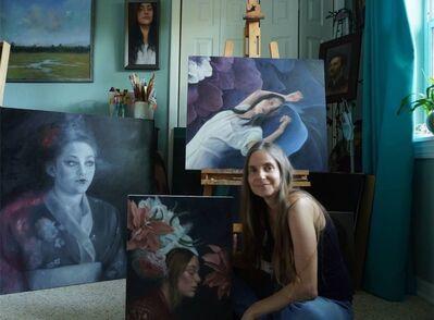 Kristen Santucci, 'Bloom', 2020