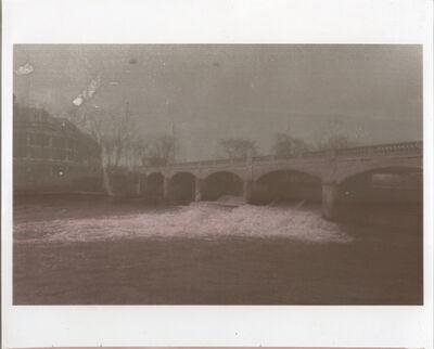 Matthew Brandt, 'Bridge over Flint 14B', 2016