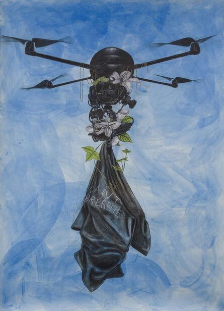 Robert Pruitt, 'Archangel', 2015
