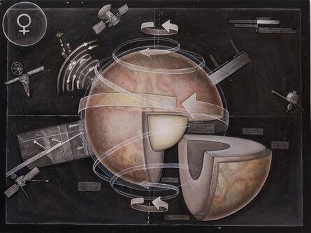 Casey Cripe, 'Planets: Venus (v.1.1)', 2015