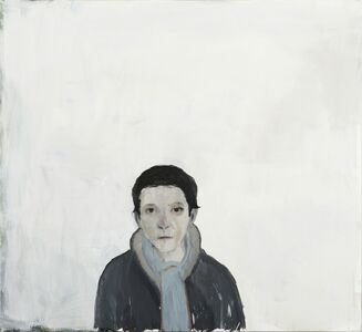 Enrique Martínez Celaya, 'The Other /Boy with Blue Scarf', 2012