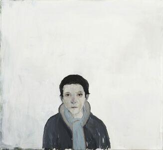 Enrique Martínez Celaya, 'The Other /Boy with Blue Scarf', 2012