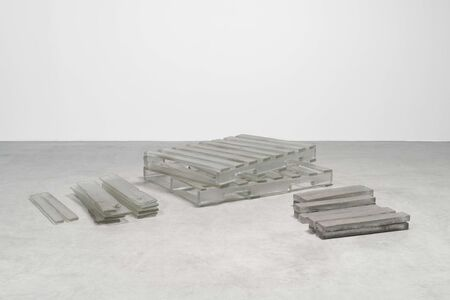 Michael Joo, 'Simultaneity Bias (Stacked Sled 2) 同步偏差(堆叠的雪橇2)', 2017