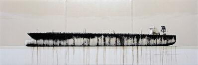 Stéphane Joannes, 'Tanker 13 (triptych)', 2018